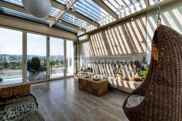 Gyönyörű penthouse lakások, ahol filmet is forgathatnánk