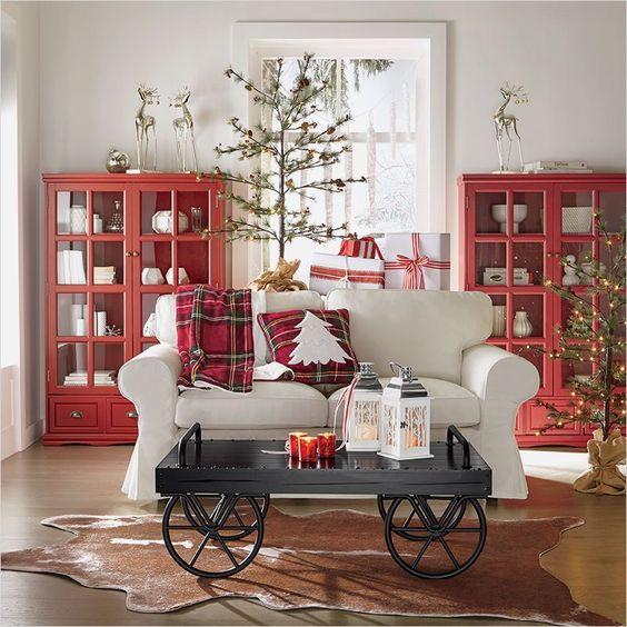 Karácsonyi lakásmustra, a tökéletes ünnepi otthon nyomában