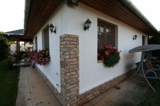 Kertes házban Budapesten