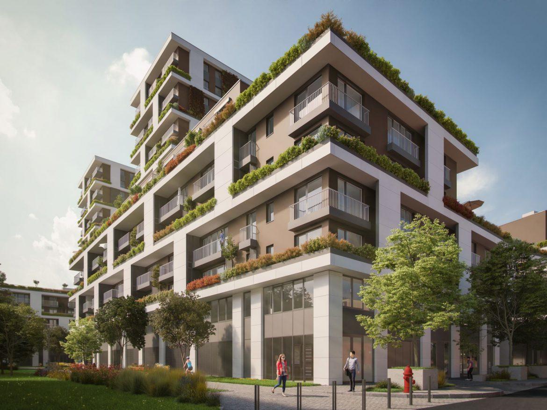 Pazar újépítésű lakások különleges csavarral