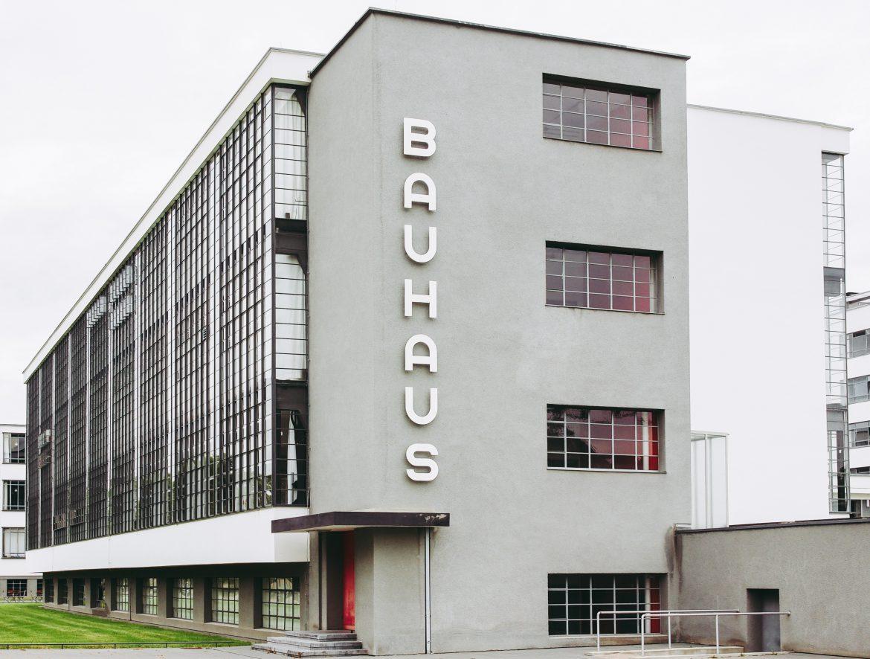 Tombol a Bauhaus-láz Budapesten