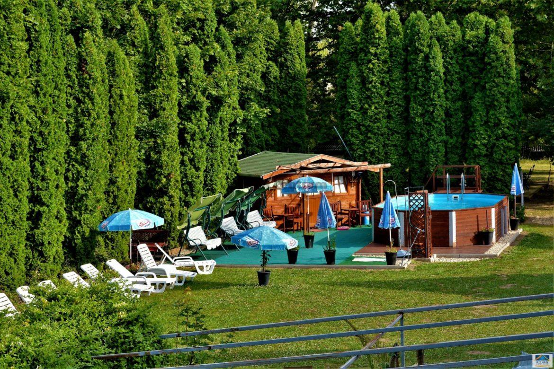 A vadregényes Tisza-tó
